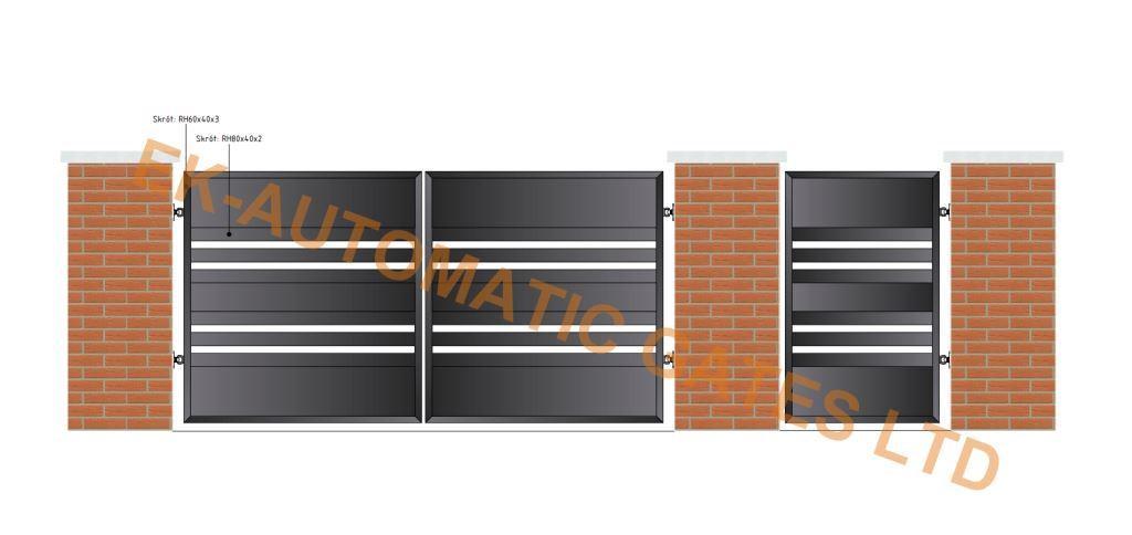 Modern Flat Gate Top 5
