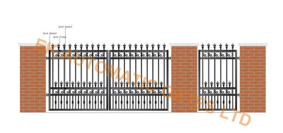 Flat Top Gate 1