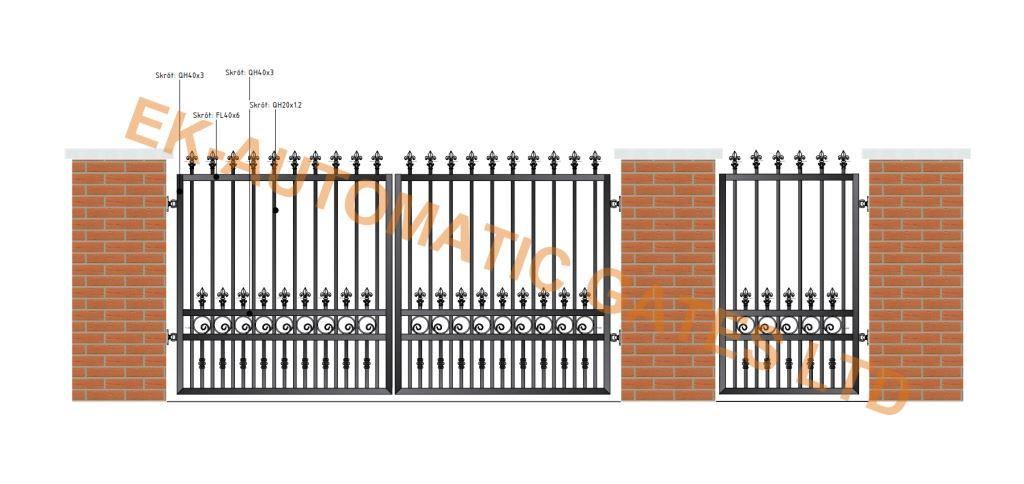 Flat Top Gate 3
