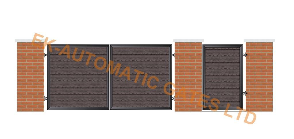 Composite Flat Top Gate 2