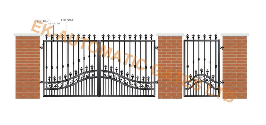 Flat Top Gate 5