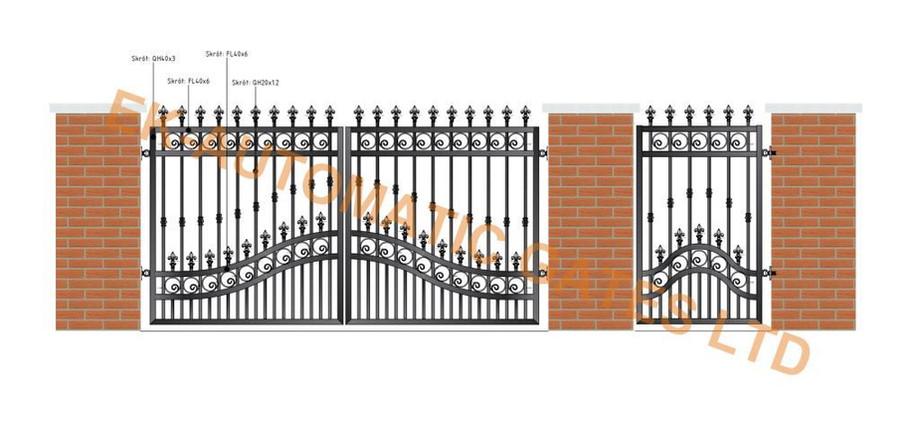 Flat Top Gate 6