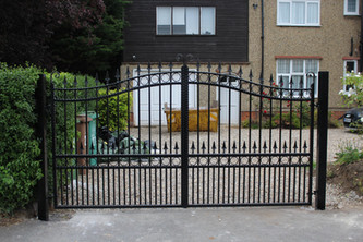 Swing Electric Gate