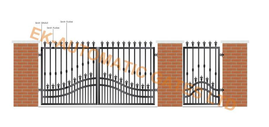 Flat Top Gate 4