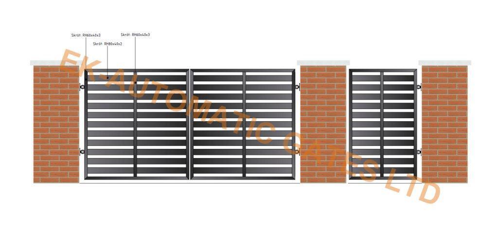 Modern Flat Gate Top 2
