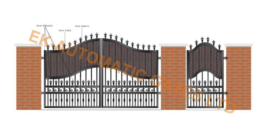 Composite Bell Top Gate 2