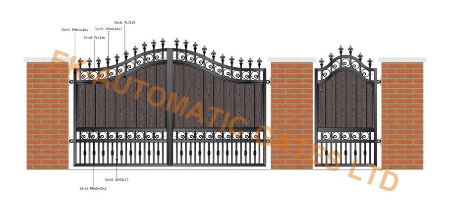 Composite Bell Top Gate 1