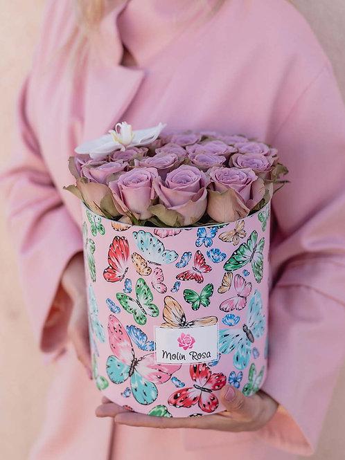 Rose in scatole - Molin Rosa | Rose Box - Molin Rosa