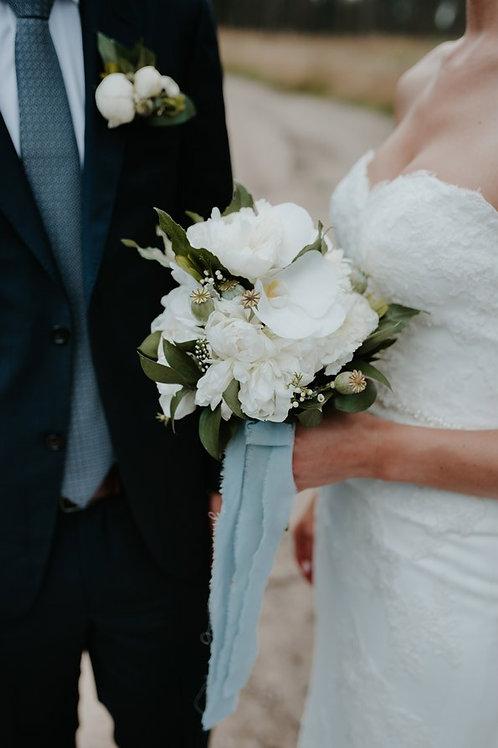 Bouquet da sposa Milano 1