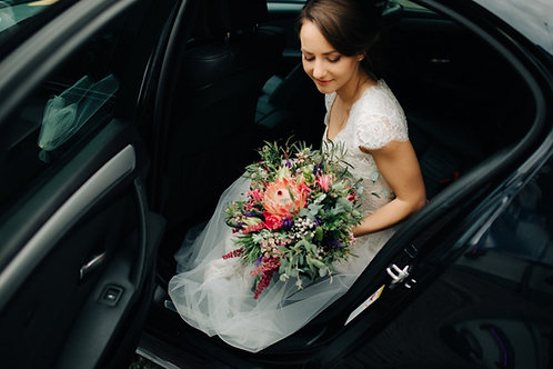 Bouquet da sposa Milano 5