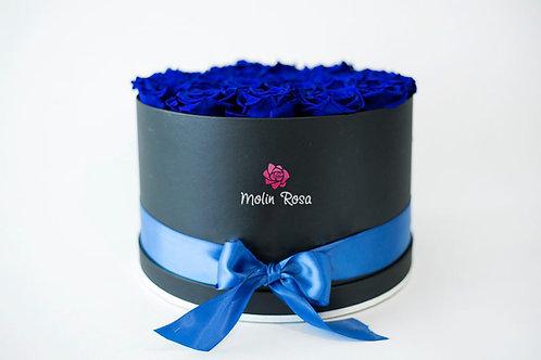 Rose Stabilizzate Blu | Stabilized Roses Blu | Consegna Gratuità in tutta Italia
