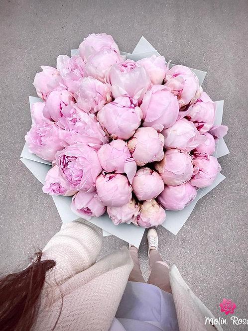 Peonies Bouquet | Mazzo di Peonie - Consegna Gratis