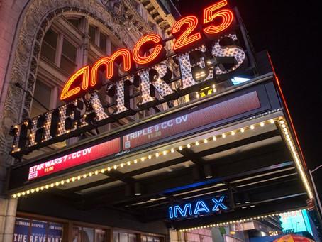 AMC Theatres будет сотрудничать с Cineplex для замены цифровых вывесок