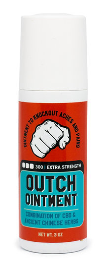 Extra Strength Roll-On