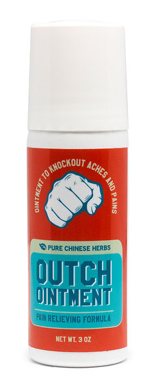 Outch Herbal Roll-On