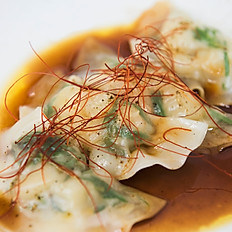 copy of SCALLOP & PRAWN DUMPLING