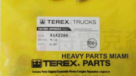 TEREX parts 09142286 CORE for TR35A rigid dump truck