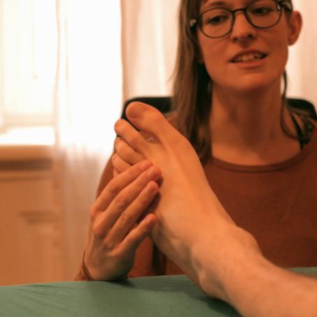 Was kann die Fußanalyse?