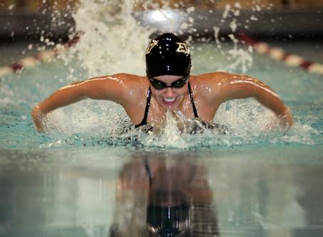 Mehr Freude am Schwimmen