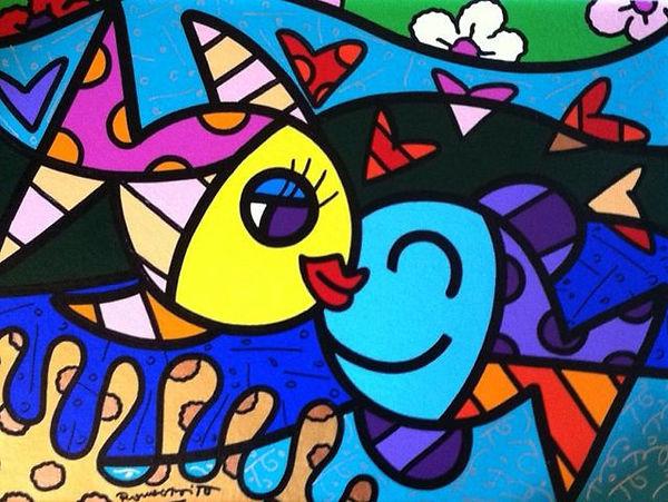 romero-britto--two-fish.jpg