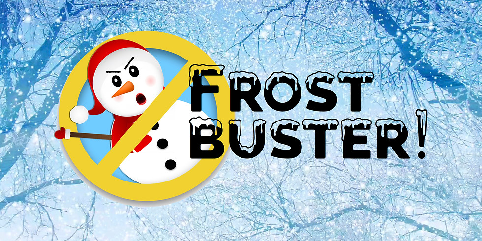 Frost Buster!