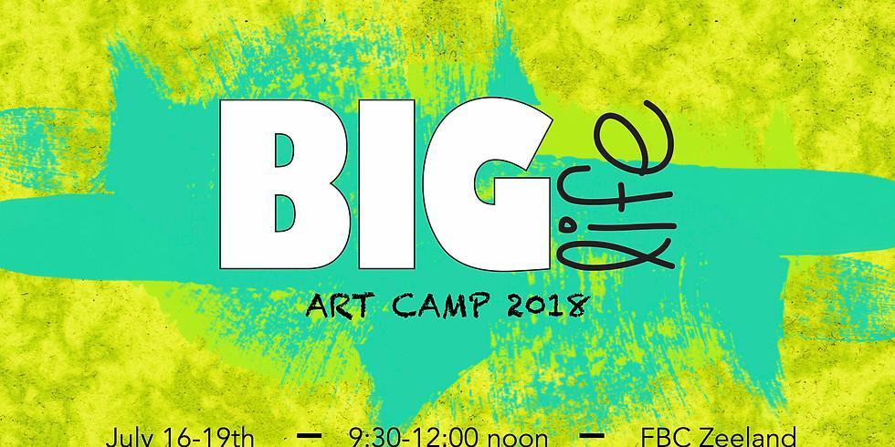 Big Life Art Camp