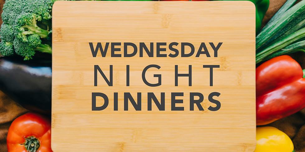 Wednesday Night Dinner Kick-off