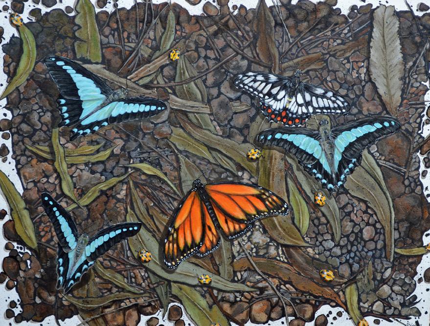 butterfly ballet