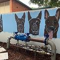 police dog mural 5