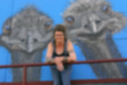 fiona groom nambour street art  mural 20