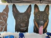 police dog mural  8
