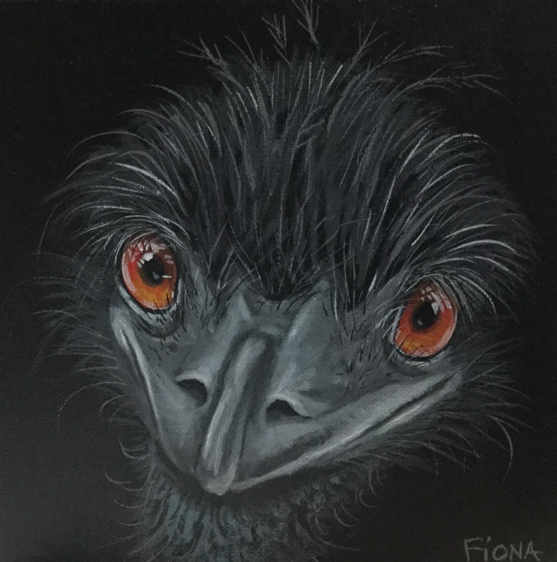 hi im an emu