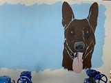 police dog mural 4