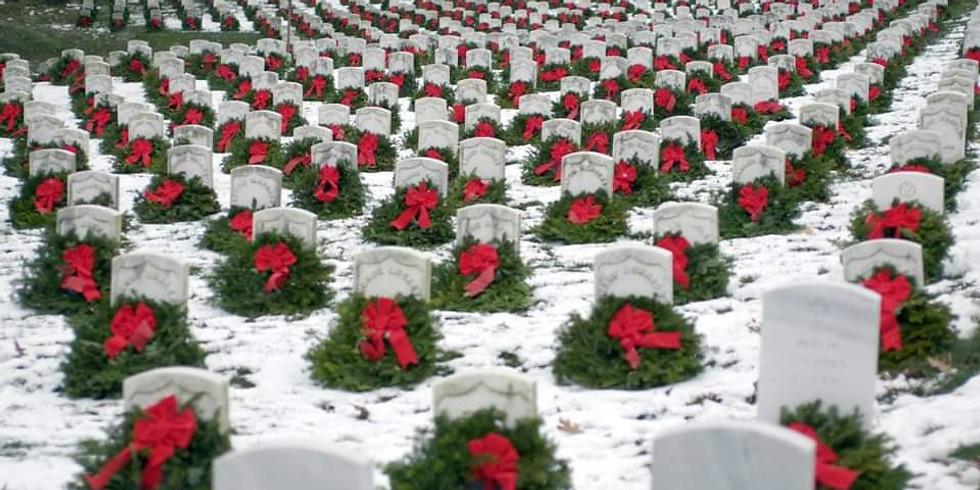 Wreaths Across America Michigan Veterans Cemetery