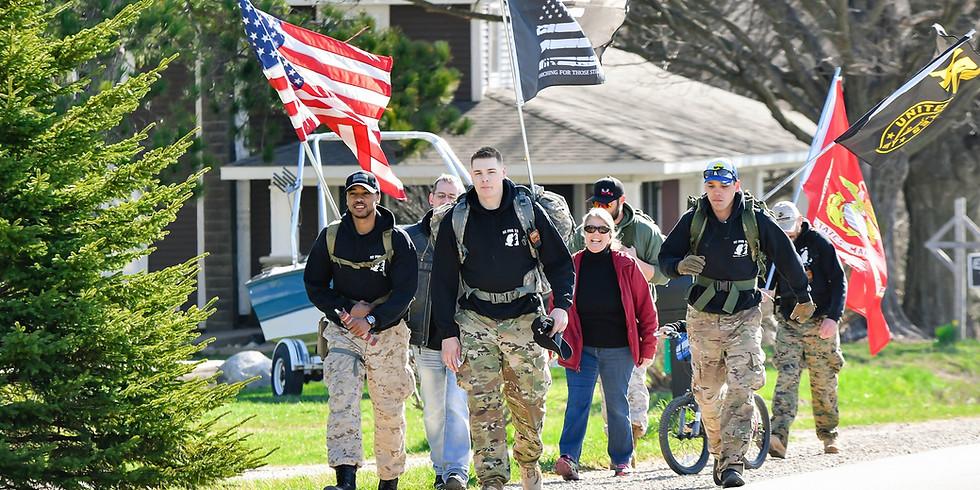 PTSD & Veteran Suicide Awareness 22K Walk