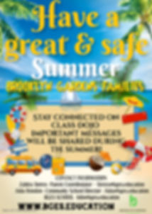 SUMMER FLYER - Made with PosterMyWall.jp