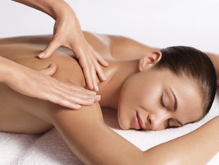 Now Offering Massage Therapy!