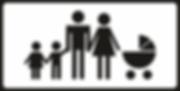 Многодетная семья дорожный знак
