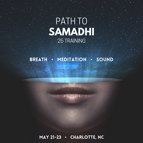 Path to Samadhi Drive-In Registration