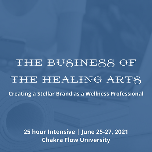 Business of the Healing Arts Drive-In Registration