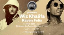 Volkswagen: Garage Sound mit Wiz Khalifa und Reven Felix