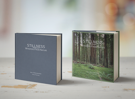 Coffee Table Photobook Stillness by Kent J Burkhardsmeier of KJB Images