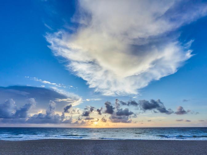 angelic sunrise