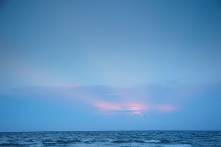 Subtle Sunset