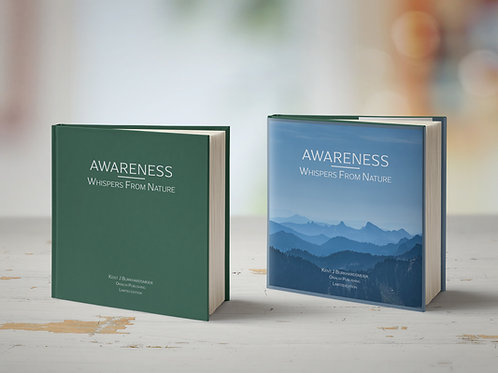AWARENESS - Collector's Bundle (Book & Print)