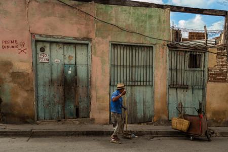 Santiage Street Sweeper