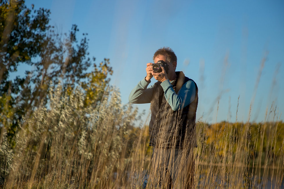 Landscape Photographer Kent J Burkhardsmeier of KJB Images