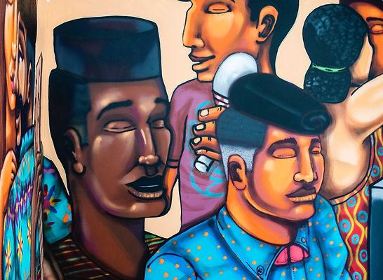 Graffitti Barranco Zurich Entes Peru Lima
