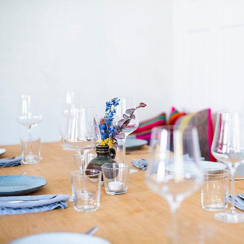 Interior Barranco restaurant Zurich