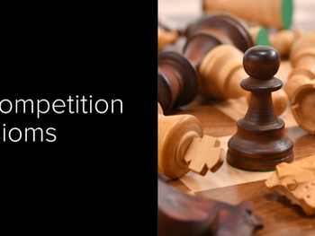 Competition Idioms